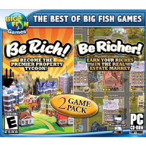 Be Rich/Be Richer 2-pak