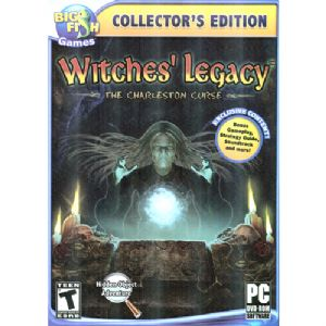 Witches Legacy:Charleston Curse CE