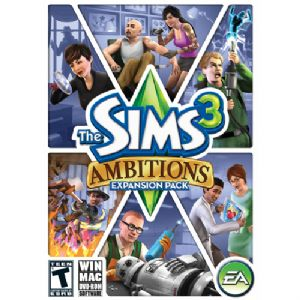 Sims 3:Ambitions Expansion Pack