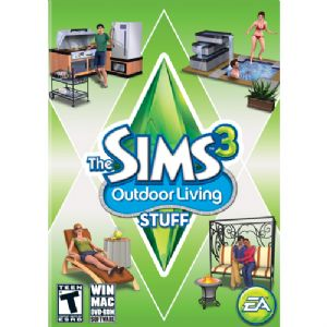 Sims 3:Outdoor Living Stuff Exp.Pak