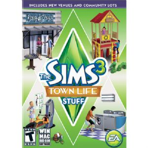 Sims 3:Town Life Stuff Exp.Pk.