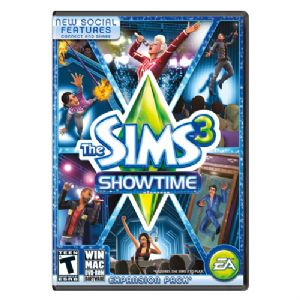 Sims 3:Showtime Expansion Pack