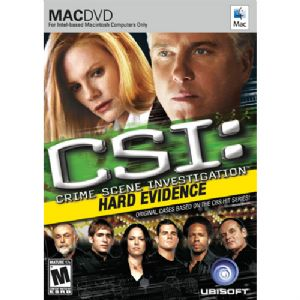 MAC-CSI:Hard Evidence