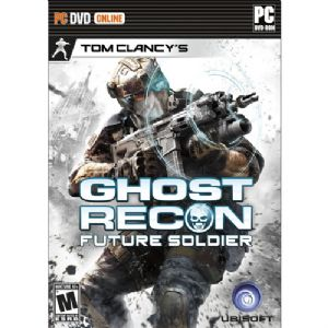Clancy:Ghost Recon-Future Soldier