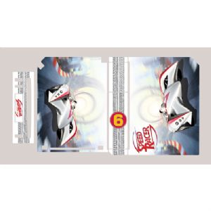 Wii Skin-Speed Racer Mach 6