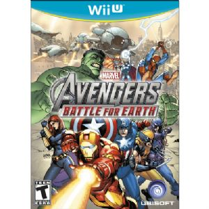 Marvel Avengers:Battle for Earth