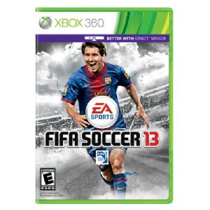 FIFA Soccer 13-Kinect compatible