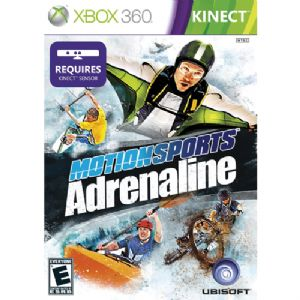 Kinect MotionSports:Adrenaline