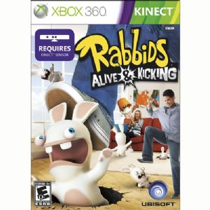 Kinect Rabbids:Alive & Kicking