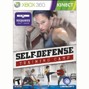 Kinect Self Defense Training Camp