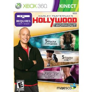 Kinect Harley Pasternak's Hollywood Work