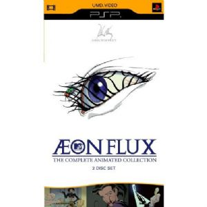 UMD-Aeon Flux:Complete Coll.
