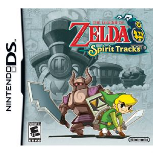 Legend of Zelda:Spirit Tracks