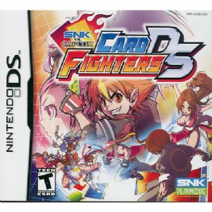 SNK vs Capcom Card Fighters Clash