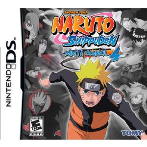 Naruto Shippuden:Ninja Council 4