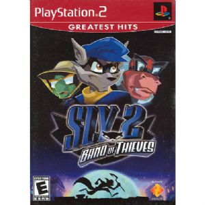 Sly Cooper 2:Band/Thieves GH
