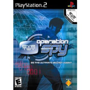 Eye Toy:Operation Spy