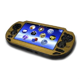 PSV Metallic Faceplate Case-Gold [CTA]