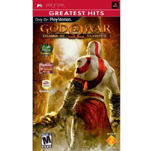 God of War:Chains of Olympus GH