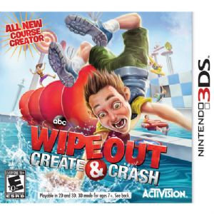 WipeOut:Create & Crash