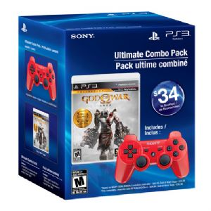 Ultimate Combo Pack with God of War: Sag