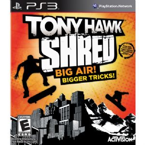 Tony Hawk Ride:Shred-game only