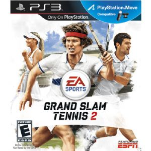 Grand Slam Tennis 2-PS Move compatible