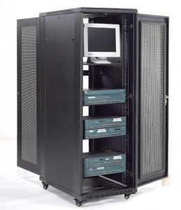 Protects servers and sensitive telecom equipment f