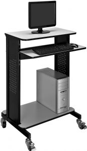 Stand-Up Computer Workstation