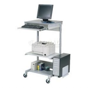<b>4-Shelf Unit with CPU Holder</b>