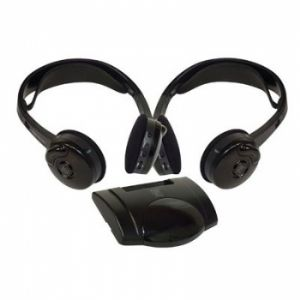 Pyle PLVWH6 One Pair Wireless Infrared S