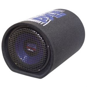 Pyle PLTB8 8'' 400 Watt Carpeted Subwoof