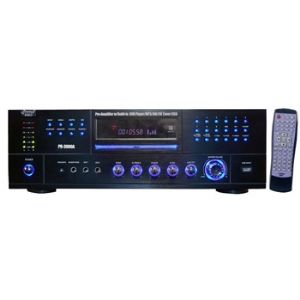 Pyle PD3000A 3000 Watt AM-FM Receiver w/