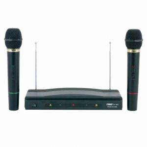 Naxa NAM-984 Professional Dual Wireless