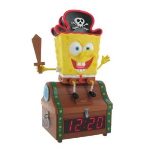 Nickelodeon SpongeBob Treasure Chest Clo