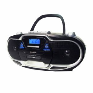 Supersonic SC-744 Portable MP3/CD Player