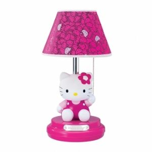 Hello Kitty KT3095M Table Lamp