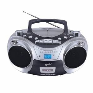Supersonic SC-709 Portable MP3/CD Player