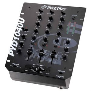"Pyle PYD1040U 10"" 3-Channel Professional"