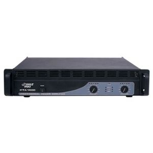 Pyle PTA1400 1400 Watts Professional Pow