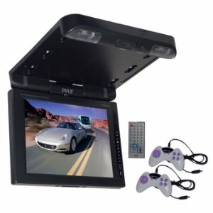 Pyle PLRD103IF 10.4'' TFT LCD Flip-Down