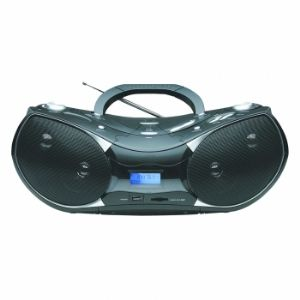 Naxa NPB-256 Portable MP3/CD Player with