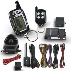 Scytek ASTRA 4000RS-2W-1 Remote Start 2-