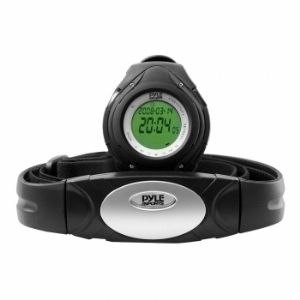 Pyle PHRM38 Heart Rate Monitor Watch w/