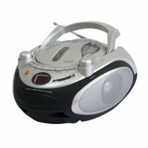 Naxa NPB-245 Portable CD Player & AM