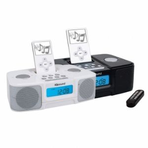 Supersonic SC-1307 Digital Alarm Clock R