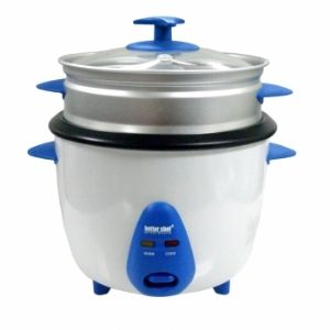 Better Chef IM-405SB 5-Cup Rice Cooker w