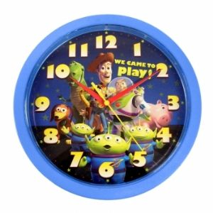 Disney Pixar TYC176 Toy Story Wall Clock