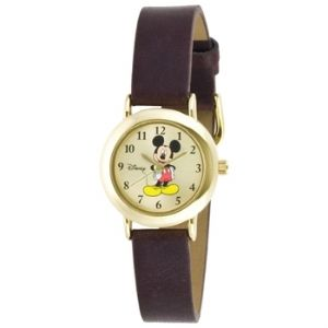 Disney MCK614 Women's Mickey Mouse Brown