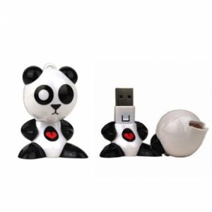 Emerson FK609 Panda Funkeys 1 GB USB 2.0